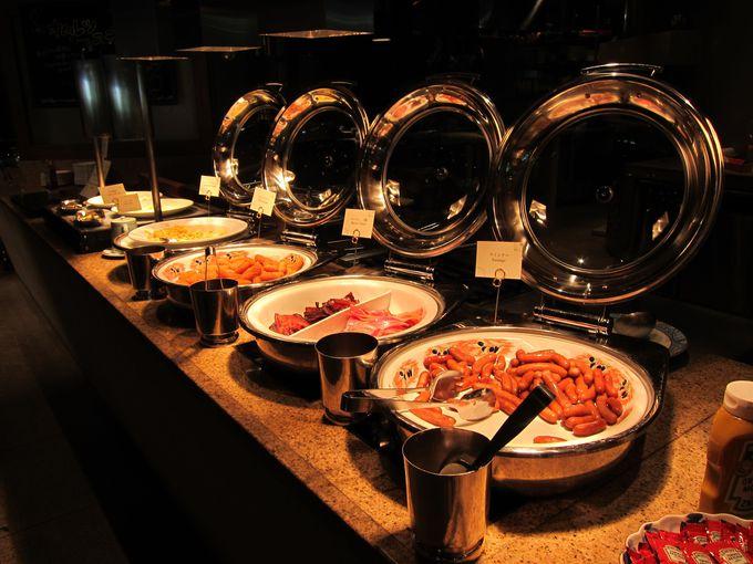 レストランで宮崎の食材を味わう