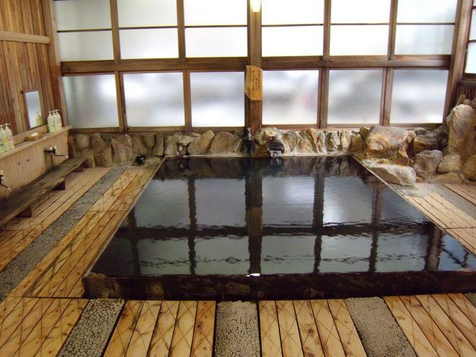 湯の峰温泉の老舗宿 旅館あづまや