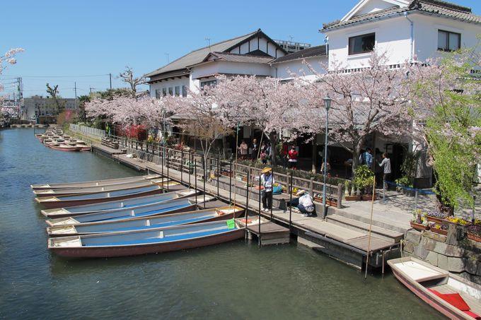 北原白秋の故郷「柳川」は風情豊かな水の都
