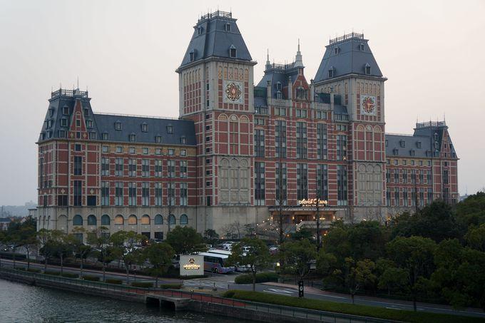 ハウステンボス観光にはオフィシャルホテルが便利で快適!