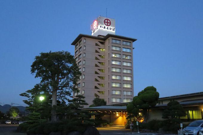 嬉野温泉の老舗旅館 和多屋別荘