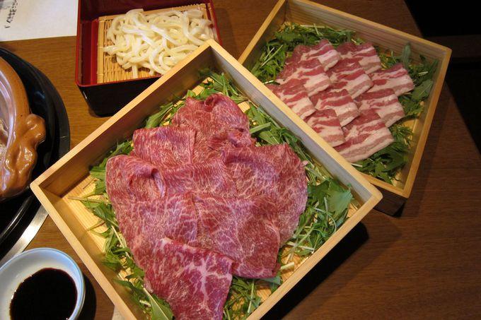 和多屋別荘でブランド牛「佐賀牛」を堪能