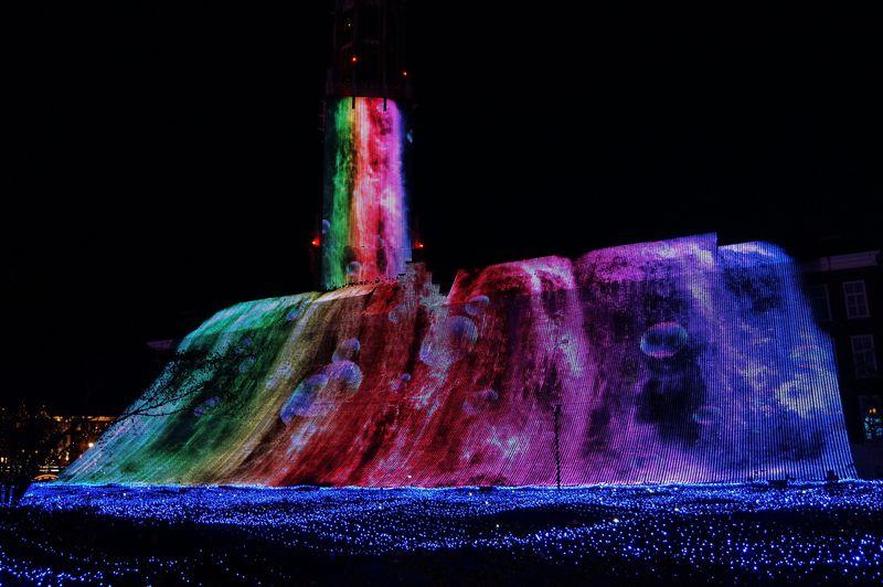 ハウステンボス「花と光の王国」世界最大級1300万球の輝き!