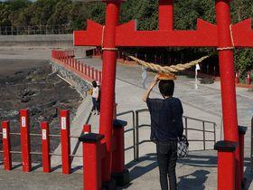 ユニークな参拝に注目!南九州のパワースポット「釜蓋神社」|鹿児島県|トラベルjp<たびねす>