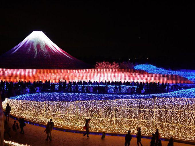 2013年-2014年のメインは世界遺産富士山の絶景!