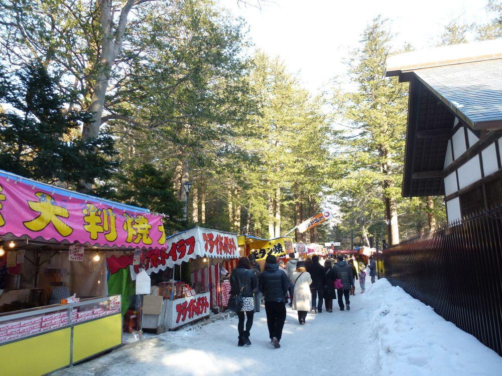 「北海道神宮」へ初詣に行く前に知って欲しいこと