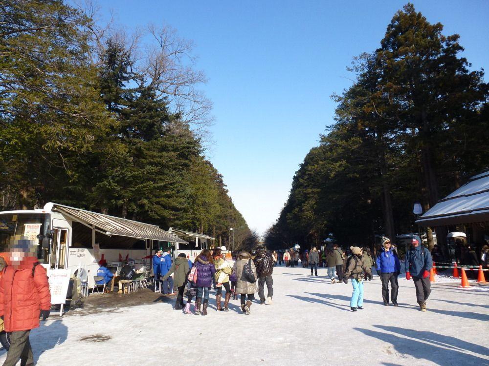 「北海道神宮」初詣参拝時間は午前中がオススメ!