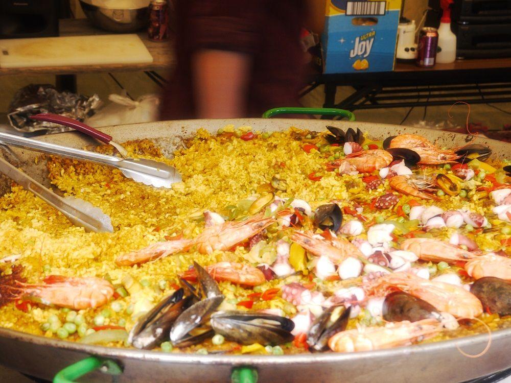 本場スペインの味を「北大祭」で!絶品巨大パエリア