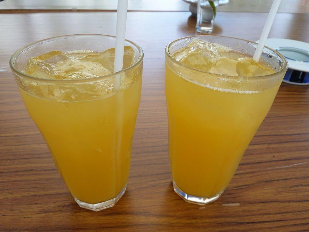 甘酸っぱい「甘夏ジュース」は、いかがですか?