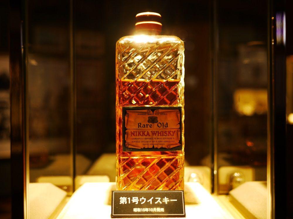 創業者・竹鶴政孝とリタの物語に触れよう「ウイスキー博物館」
