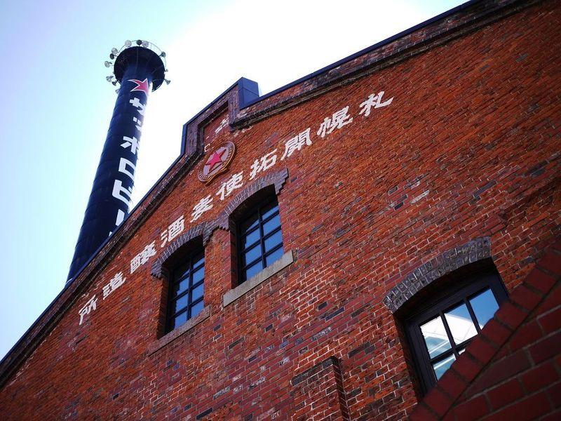 日本のビールの歴史はここから!「札幌開拓使麦酒醸造所」