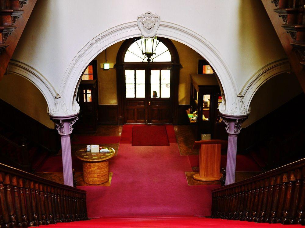 9.北海道庁旧本庁舎(赤れんが庁舎)