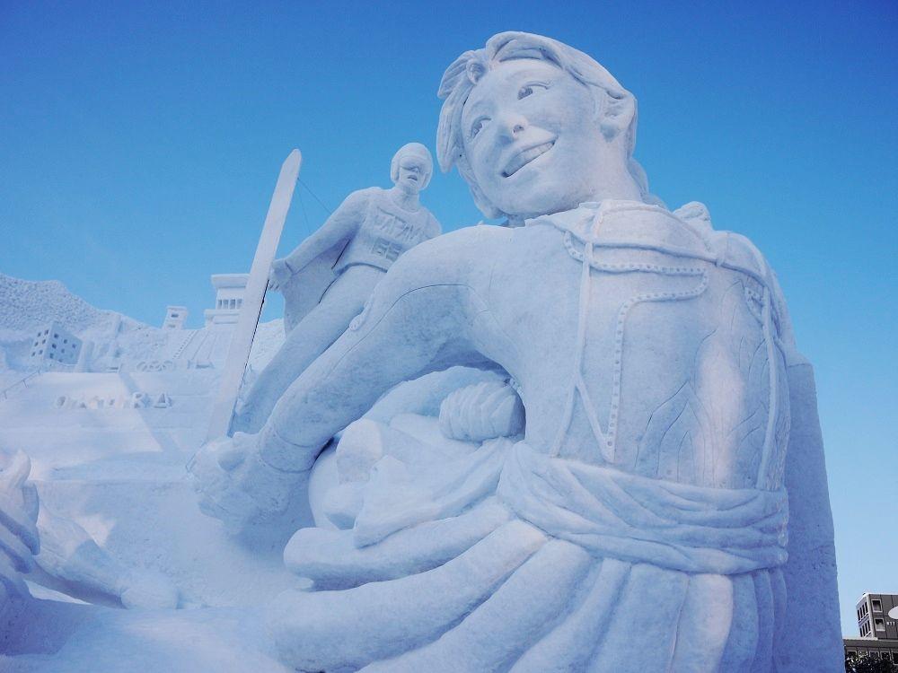 一度は観たい!札幌観光のハイライト「さっぽろ雪まつり」