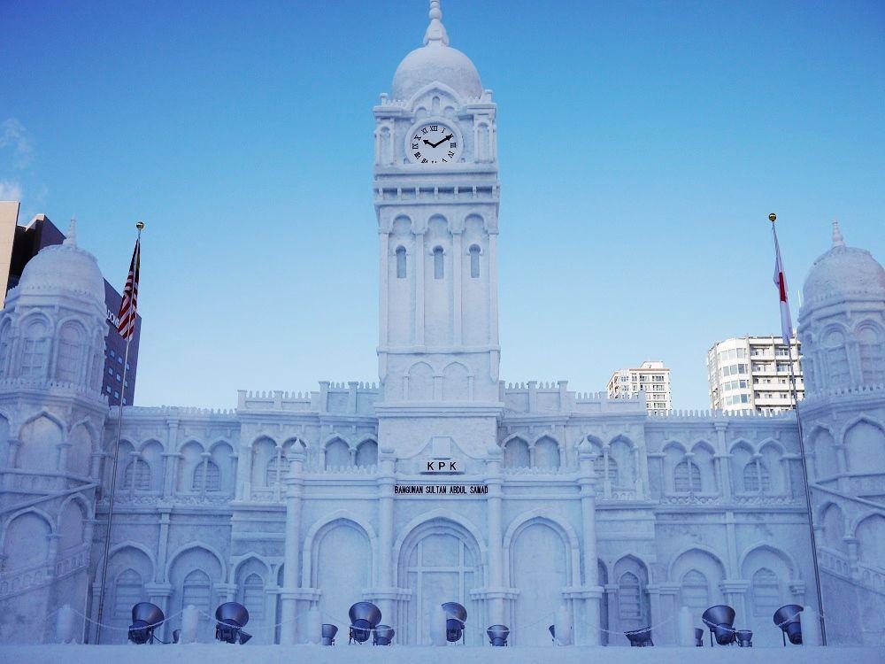 北海道が誇る真冬の一大イベント「さっぽろ雪まつり」