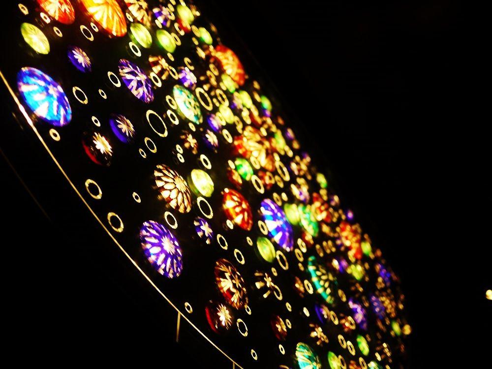 春夏秋冬が楽しめる「東京スカイツリー」のエレベーター