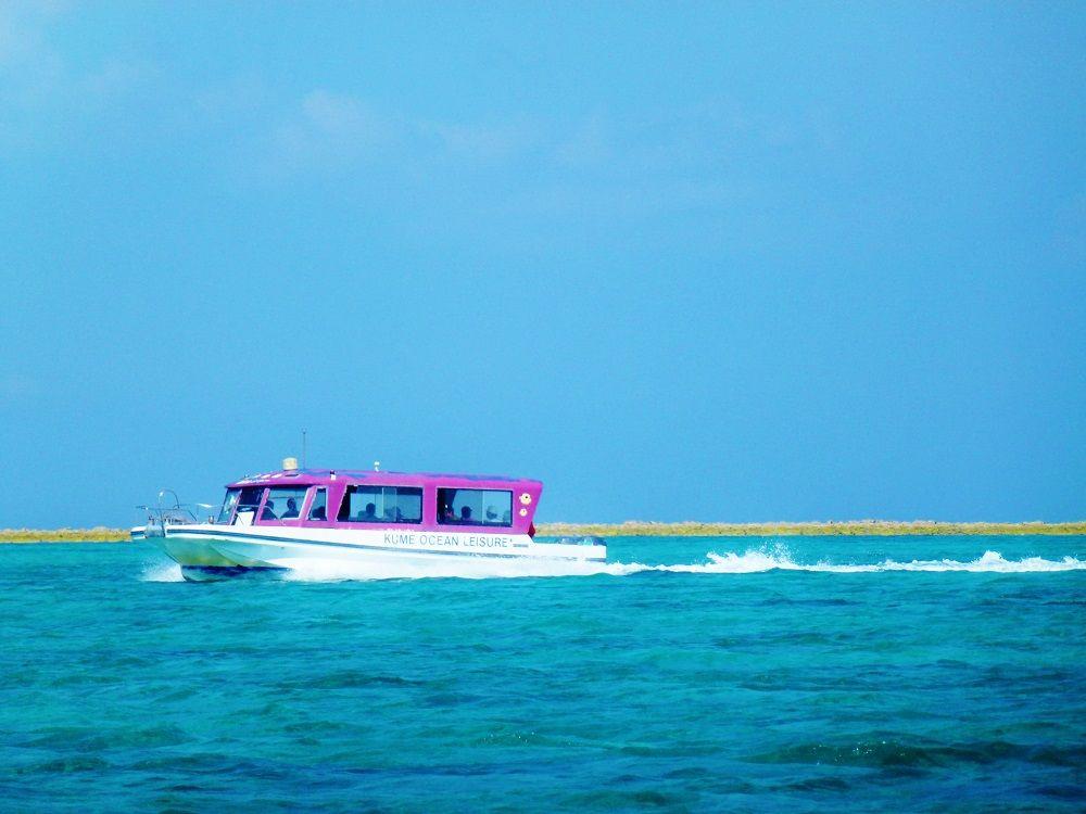 沖縄県久米島に来たならば「はての浜」へ行こう!