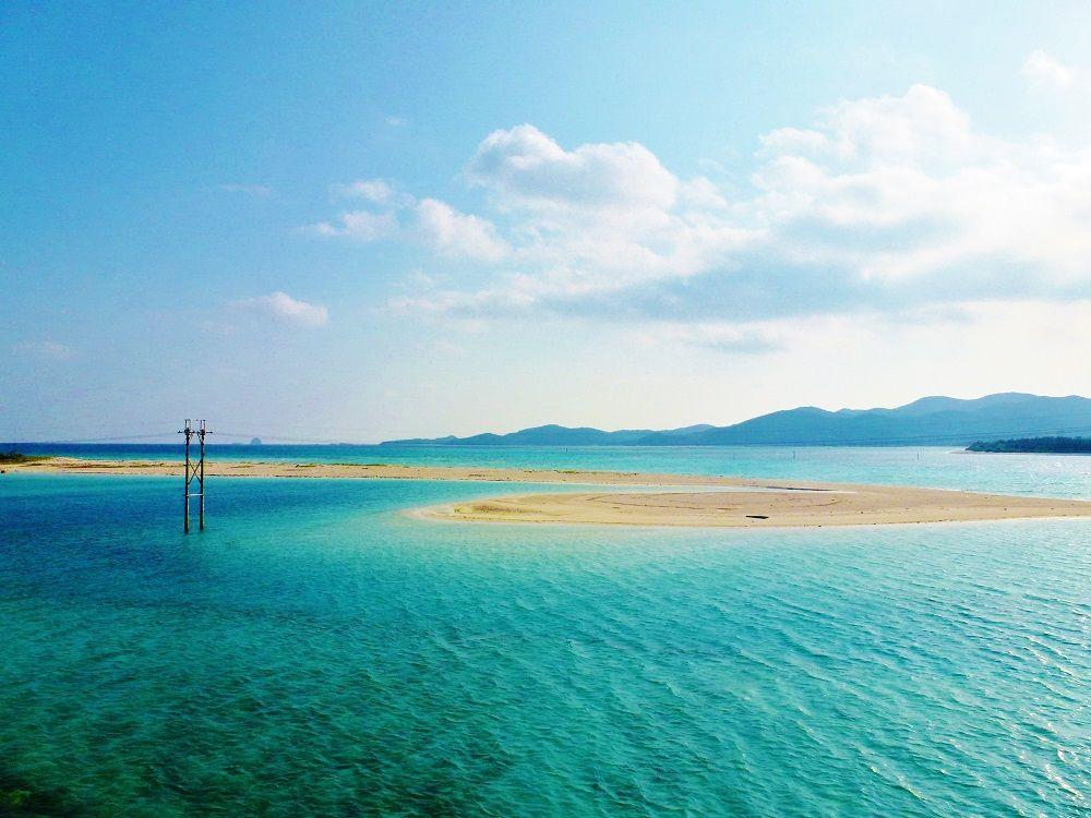 美しい風景とゆったりとした時間が流れる「奥武島」