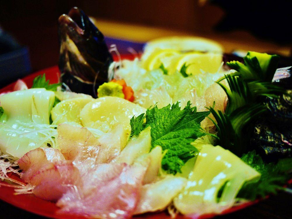 日間賀島といえば海の幸!「季の島宿 大田」でいただく美味しい食事