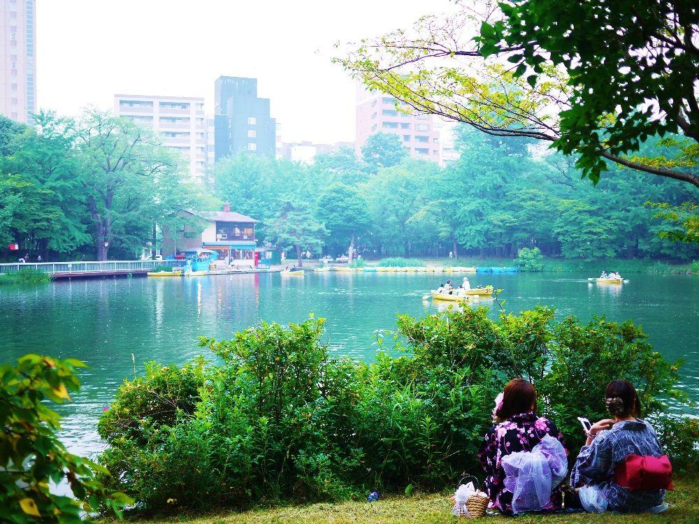 「豊平川 花火大会」をゆっくり楽しむなら「中島公園」が一番!