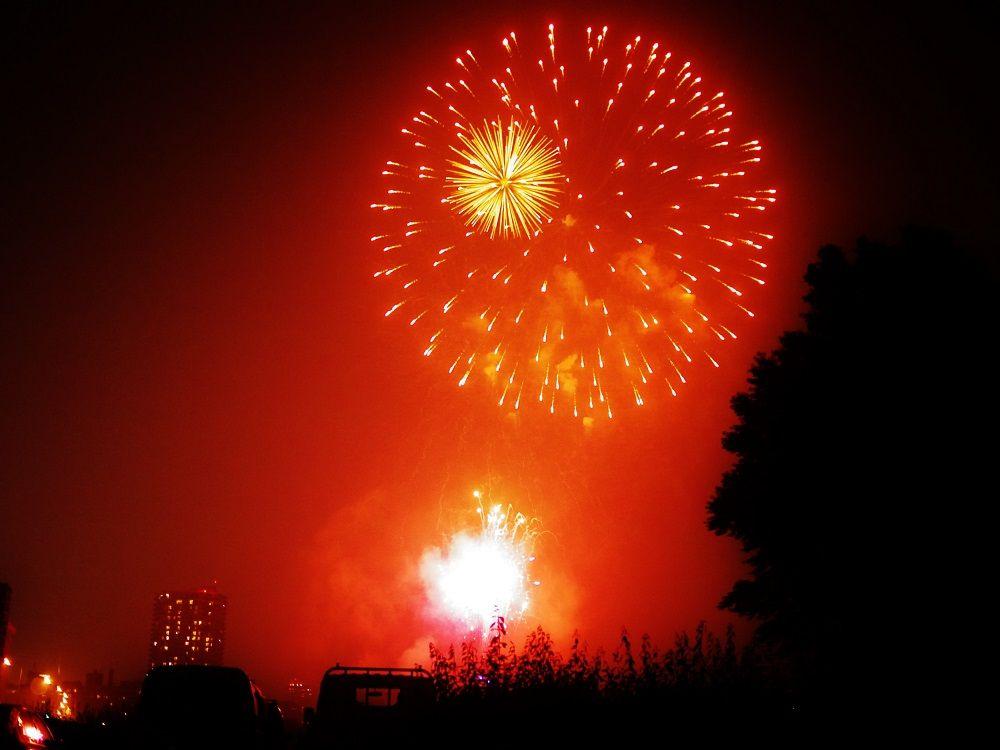 他にもオススメ鑑賞スポットはたくさんある「豊平川 花火大会」