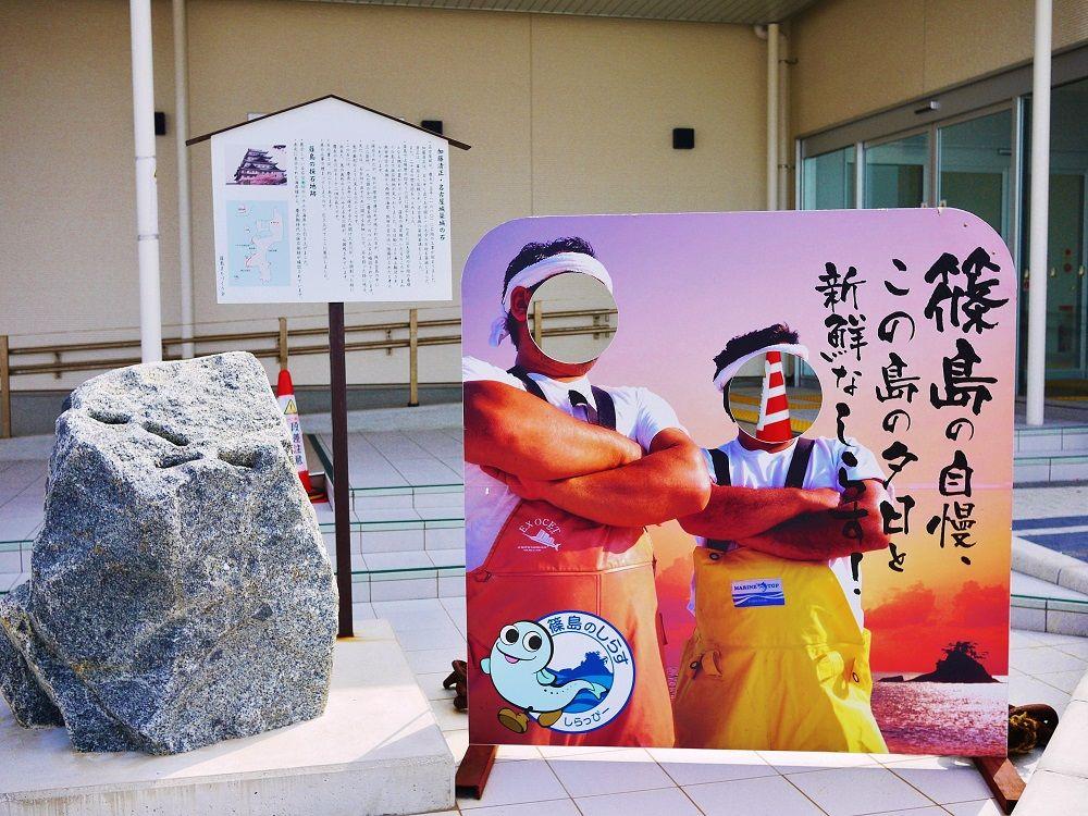 新鮮なしらすを求めて愛知県南知多町「篠島」へ行こう!