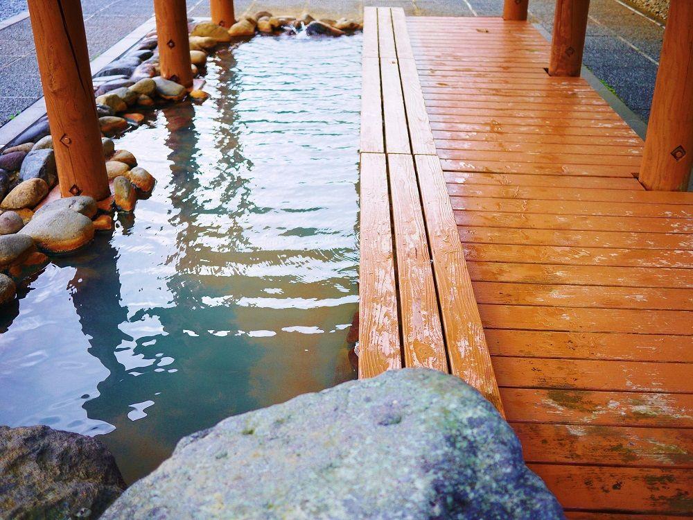 「然別湖畔温泉」でほっこり温泉三昧
