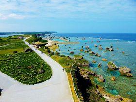 沖縄本島+宮古島を3泊4日で!沖縄の魅力満喫モデルコース