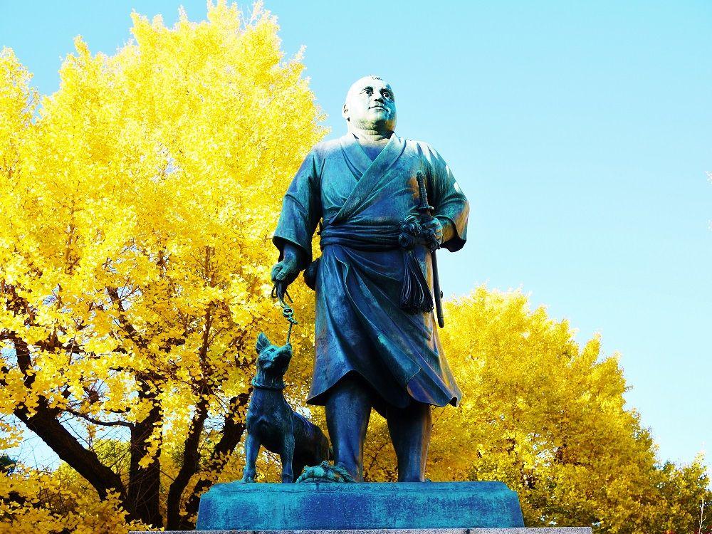 桜の名所は紅葉も美しい!秋の「上野恩賜公園」散策のススメ