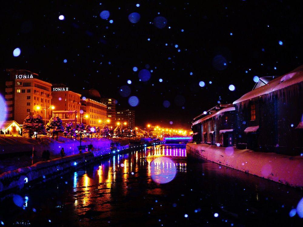 カップルで訪れたい!ロマンティック最高潮の冬景色「小樽ゆき物語」(北海道)