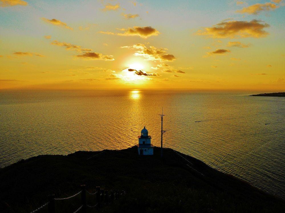 """「利尻島」のシンボルは""""白い恋人""""のパッケージの山!"""