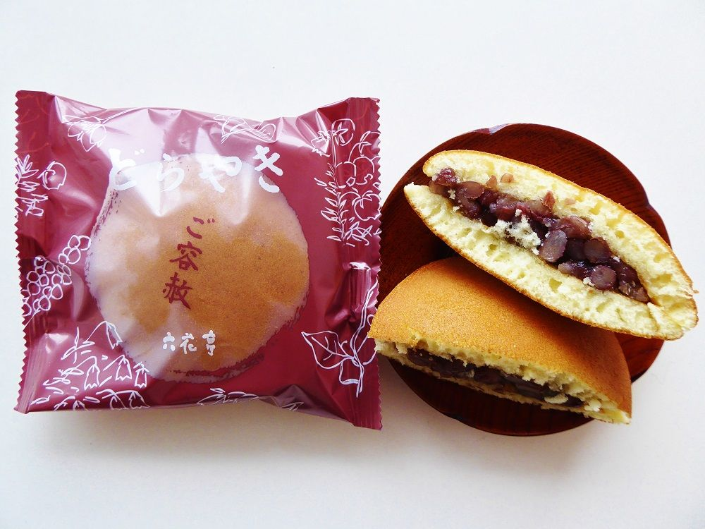 和菓子もおいしい六花亭