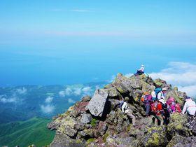 世界自然遺産を登ろう!花と大自然の知床「羅臼岳」絶景登山