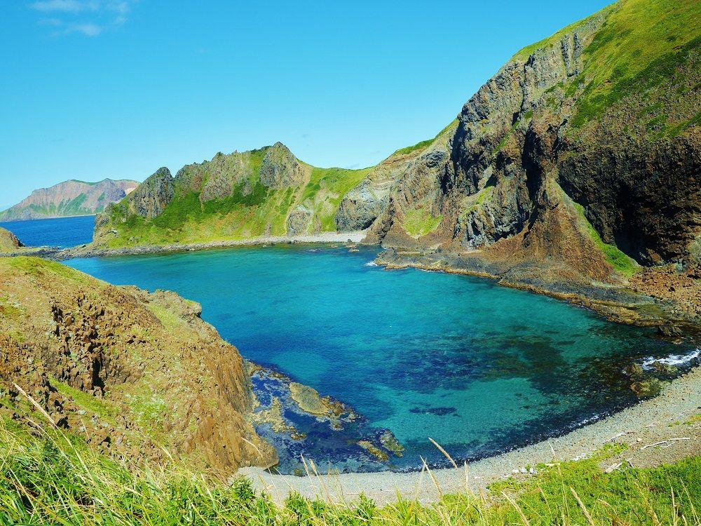 体力に自信のある方は島を歩く1日に挑戦してみませんか?