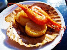 ウニだけじゃない!利尻島・礼文島で北海道グルメを食べ歩き|北海道|トラベルjp<たびねす>
