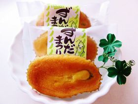 JR仙台駅で買える緑のスイーツ!おいしい「ずんだ」土産5選|宮城県|トラベルjp<たびねす>