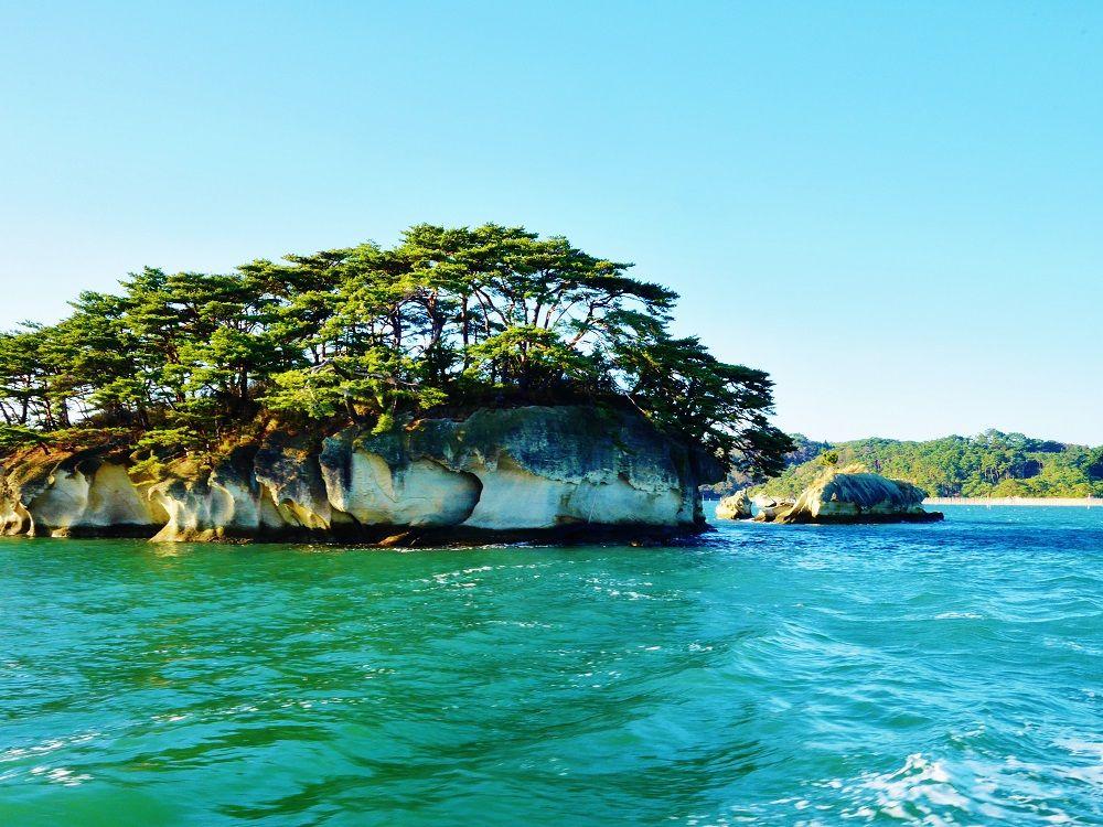 日本三景の絶景と名物グルメ!歩いて巡る松島ぶらり旅