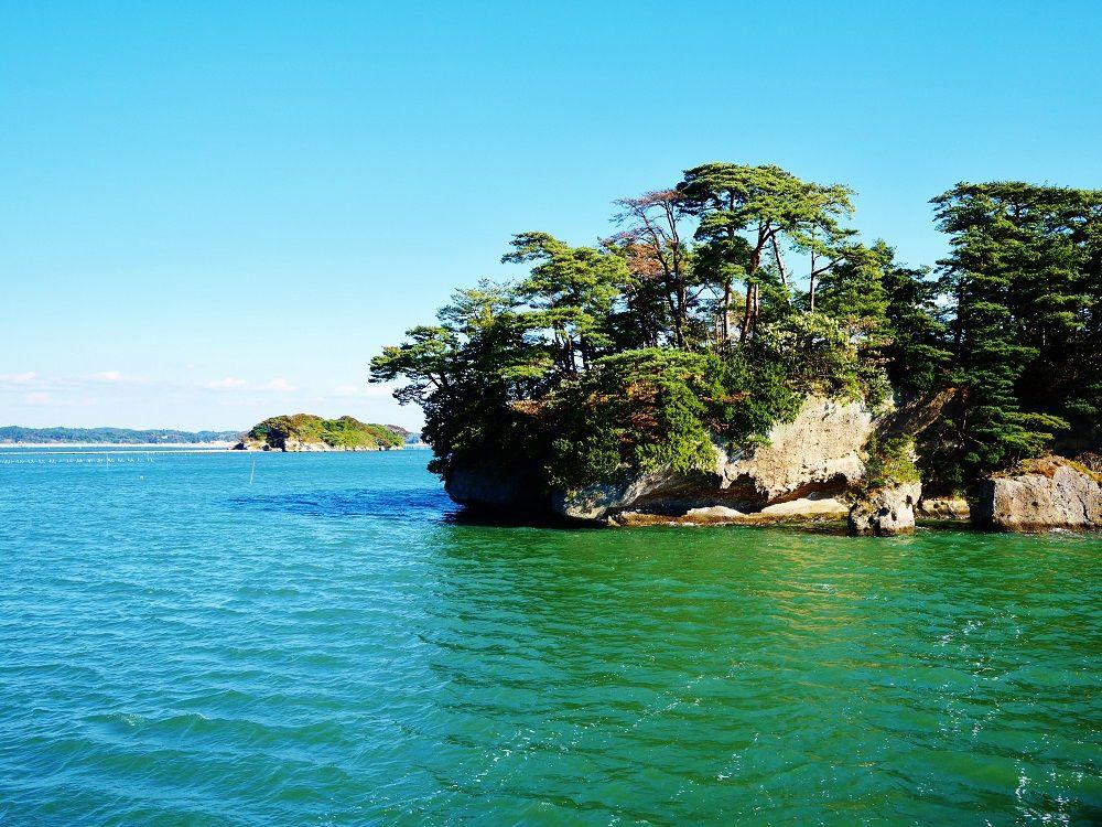 出会いが待っているかも…しれない福浦橋を渡って福浦島へ
