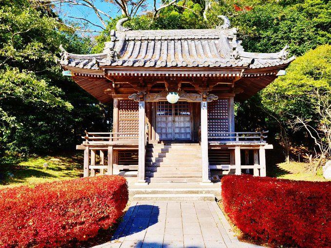 福浦島の自然以外の見どころをご紹介