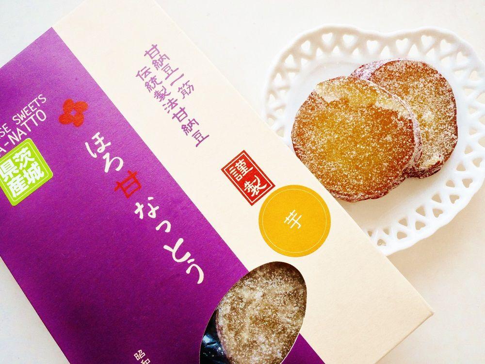 納豆だけじゃない!水戸市で見つけたおいしい茨城県のお土産