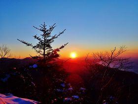 山初めにもオススメ!冬の北海道・アポイ岳登山でご来光を拝む