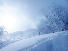 銀世界を歩く!冬の北海道・定山渓「美比内山」で雪山登山