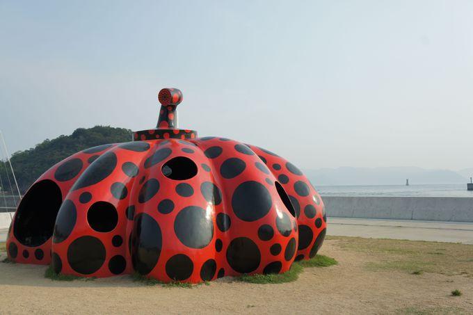 やっぱりまずはアートの島・直島へ行ってみよう!