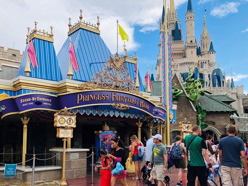 「ウォルト・ディズニー・ワールド・リゾート」でラプンツェルの世界を楽しむ!