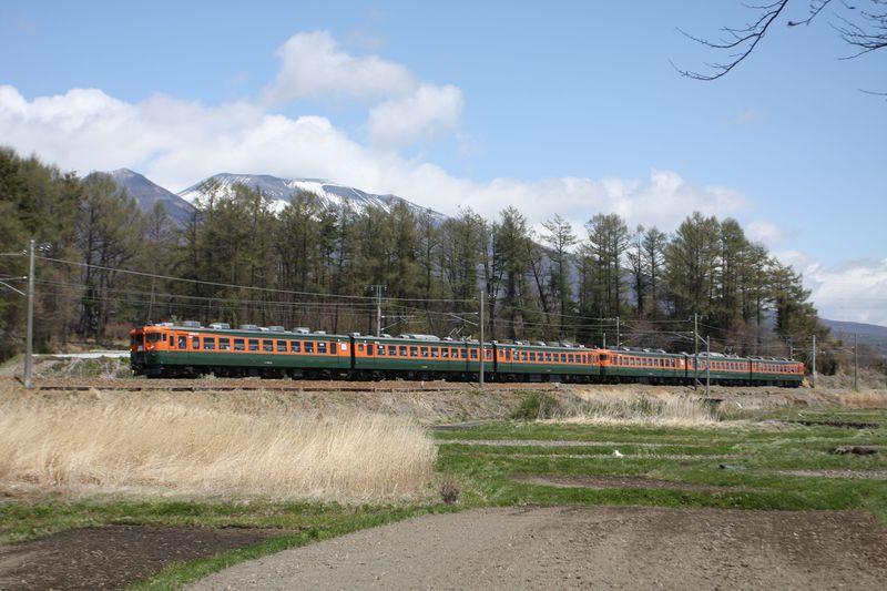 昔を懐かしむ信州、御代田・小諸の旅〜しなの鉄道乗り撮り歩き