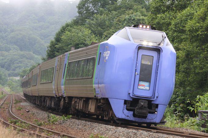 函館駅から特急でたったの20分!大沼公園へ