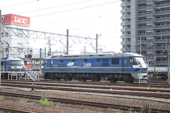 旅の始まりは天神川駅から…