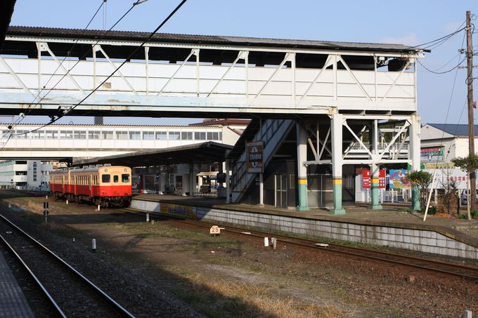 旅の始まりは五井駅…小湊鐵道で房総の山里へ!