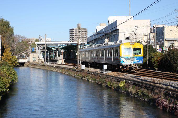 "JRの駅からは""独立""…旅の始まりは中央前橋駅から"