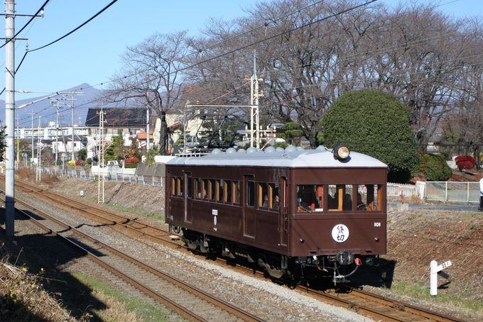 国内最古級の電車デハ101とは…?