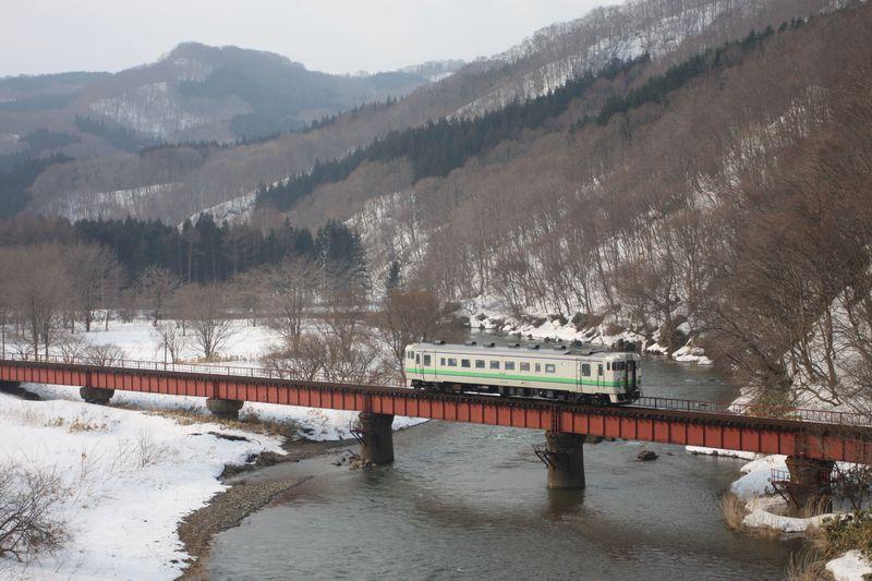 まもなく廃線…惜別ローカル線の旅〜JR江差線乗り撮り歩き